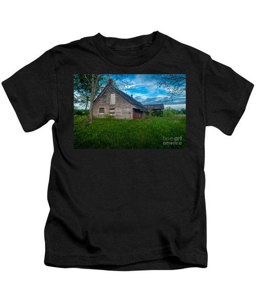 Rural Slaughterhouse Kids T-Shirt
