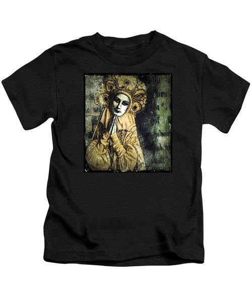 Russian Icon Kids T-Shirt