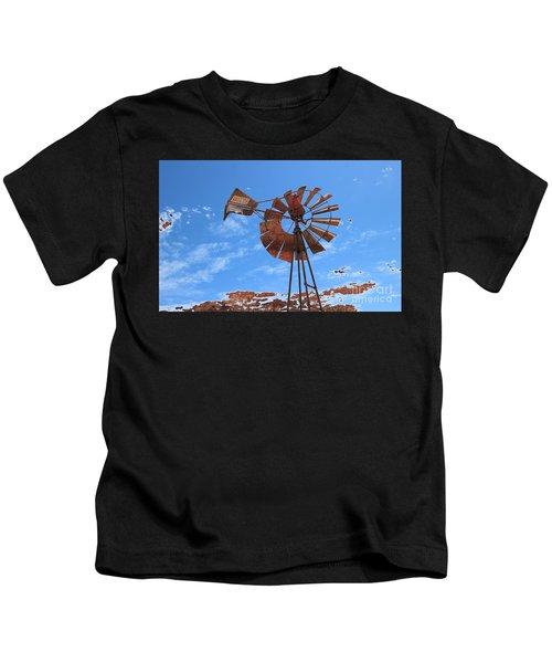 Rust Age Kids T-Shirt
