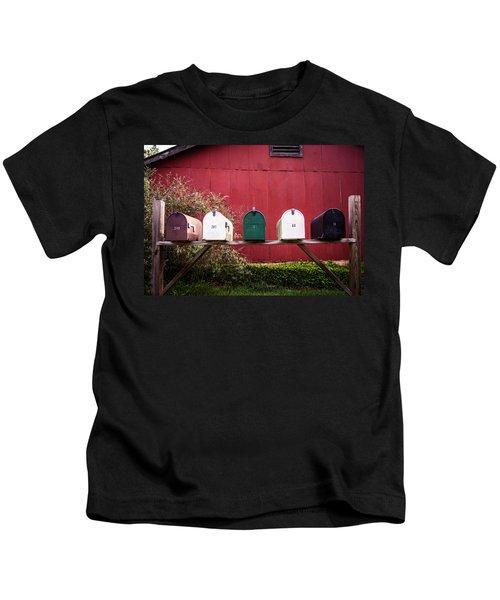 Rustic Beauty Kids T-Shirt