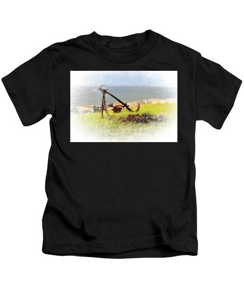 Rusty Anchor Kids T-Shirt