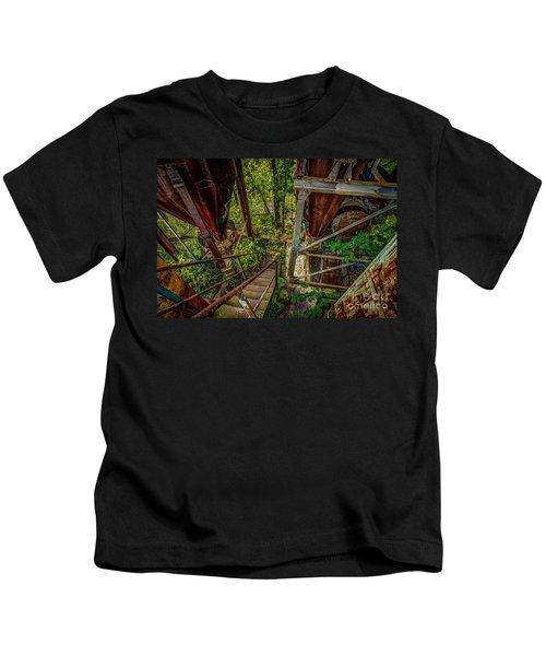 Rusty Climb Kids T-Shirt