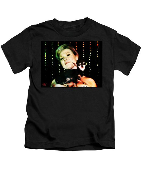 Ryli And Chi-chi 2 Kids T-Shirt