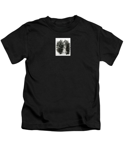 Sacred Gate  Kids T-Shirt