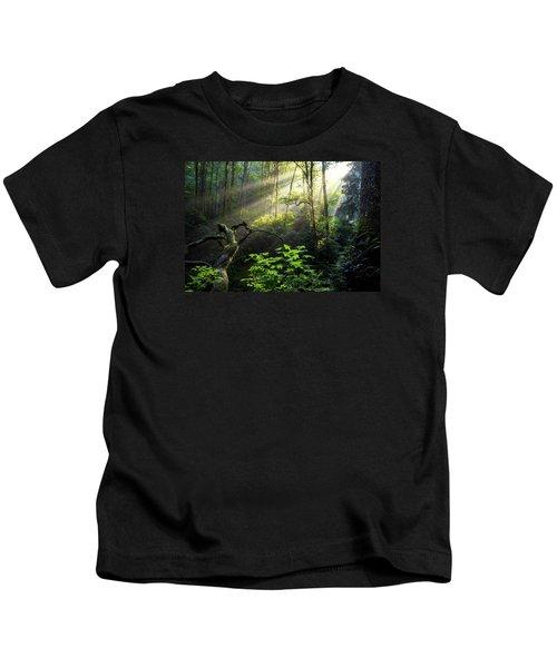 Sacred Light Kids T-Shirt