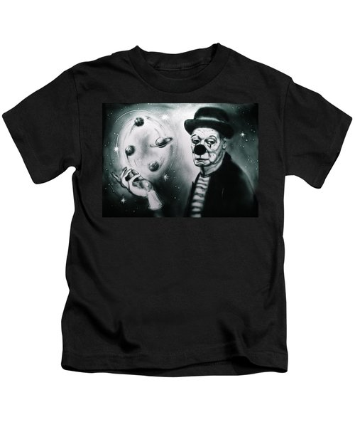 Sadness Of Creator Kids T-Shirt