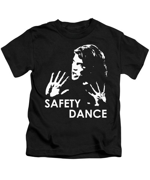 Safety Dance Kids T-Shirt