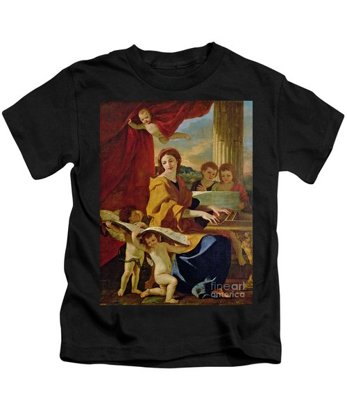 Saint Cecilia Kids T-Shirt