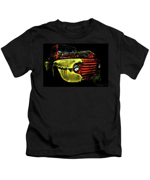 Salsa Chevy Kids T-Shirt