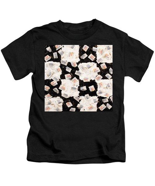 Salt And Pepper Kids T-Shirt