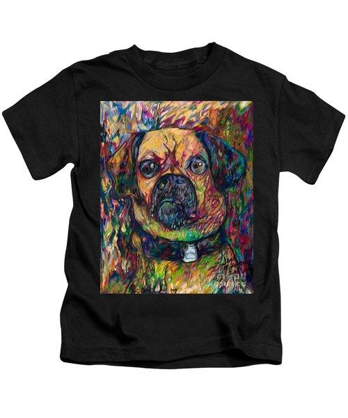 Sam The Dog Kids T-Shirt