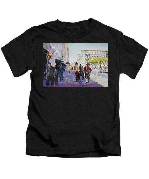 San Antonio Cowboys Kids T-Shirt