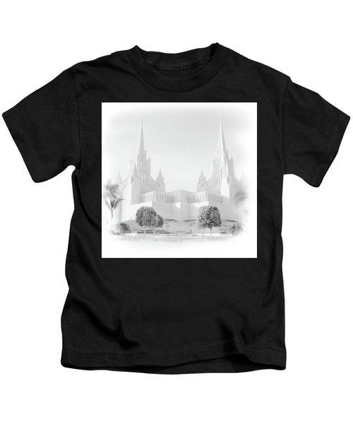 San Diego Lds Temple Kids T-Shirt