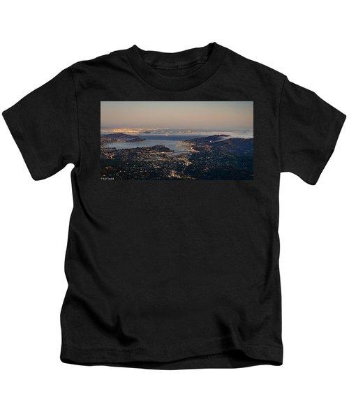 San Francisco Bay Area Kids T-Shirt
