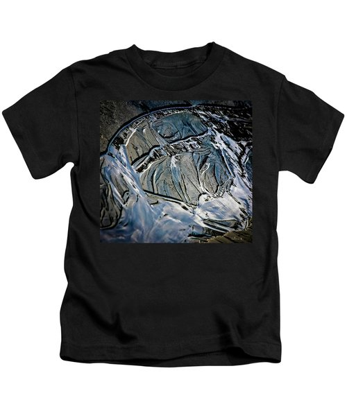 Sand Reflection Kids T-Shirt