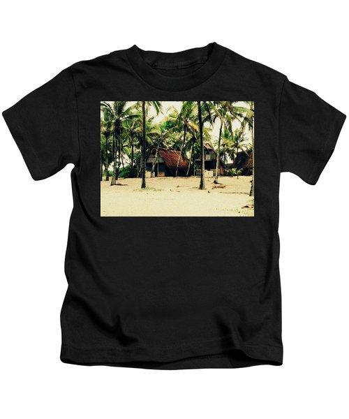Sandy  Beaches Kids T-Shirt