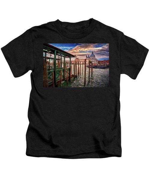Santa Maria Della Salute Kids T-Shirt