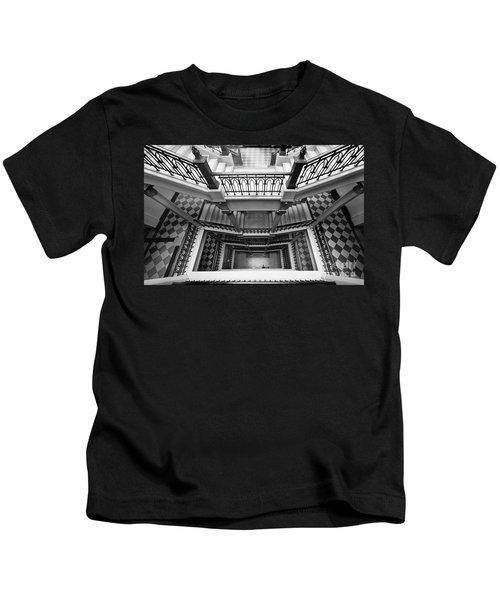Sao Paulo - Gorgeous Staircases Kids T-Shirt