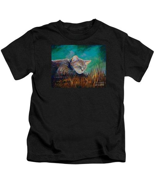 Saphira's Lawn Kids T-Shirt