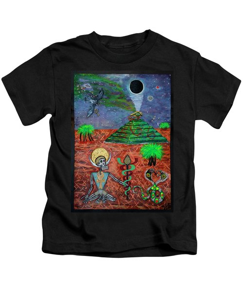 Saqqara Cooomplete Kids T-Shirt