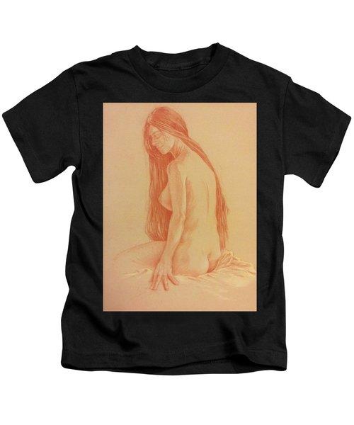 Sarah #2 Kids T-Shirt