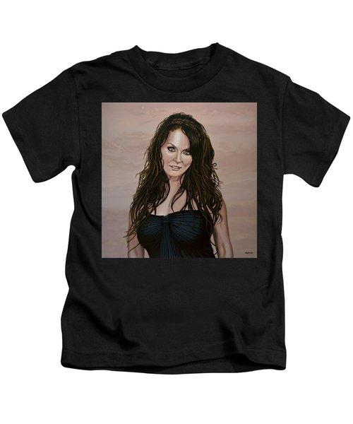 Sarah Brightman Kids T-Shirt