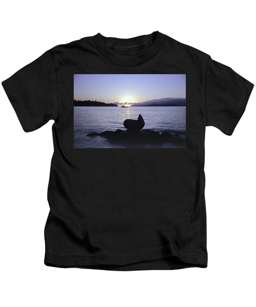 Sausalito Morning Kids T-Shirt