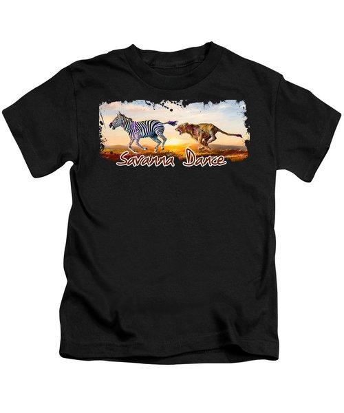Savanna Dance Kids T-Shirt