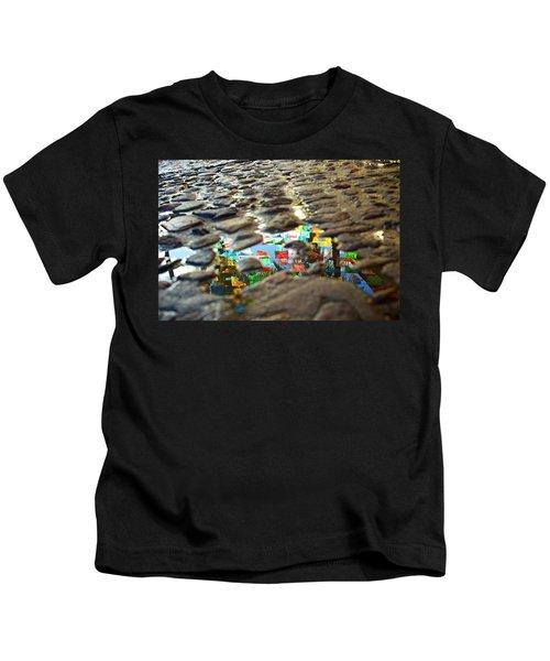 Sayu Flags Kids T-Shirt