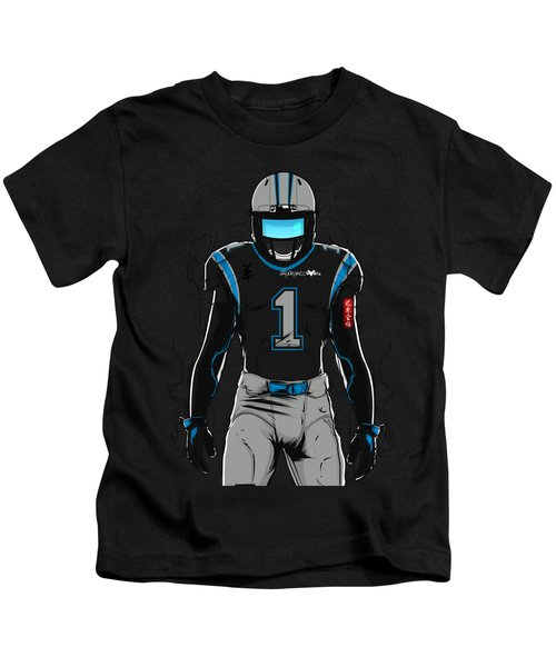 Sb L Carolina Kids T-Shirt by Akyanyme