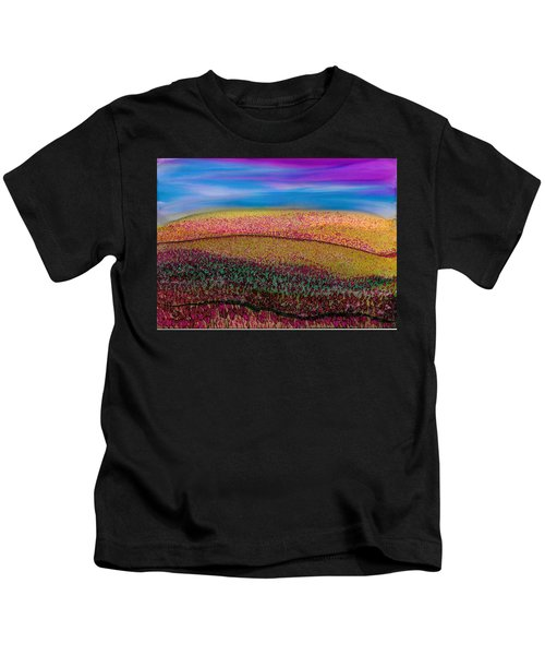 Scattered Stigma Kids T-Shirt