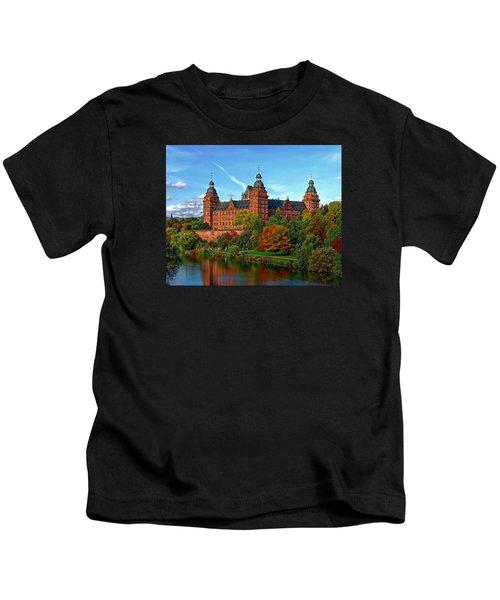 Schloss Johannisburg Kids T-Shirt