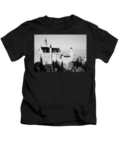 Schloss Neuschwanstein  Kids T-Shirt