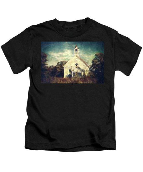 Schoolhouse 1895 Kids T-Shirt