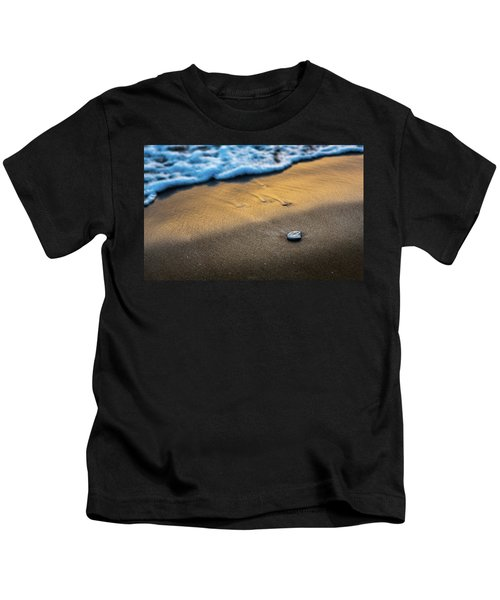 Sea Layers Of Colors Kids T-Shirt
