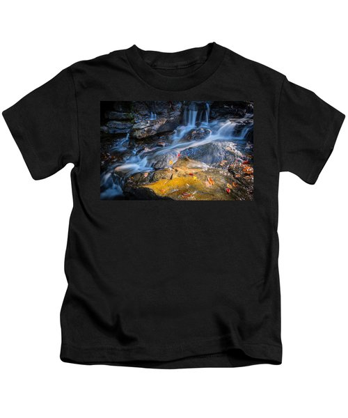 Seasons Collide Kids T-Shirt