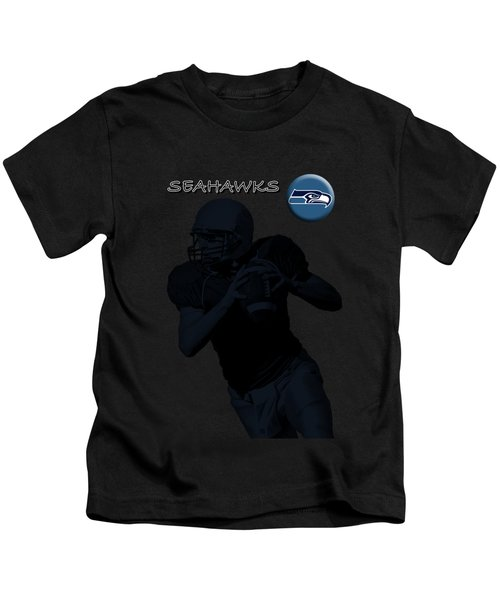 Seattle Seahawks Football Kids T-Shirt