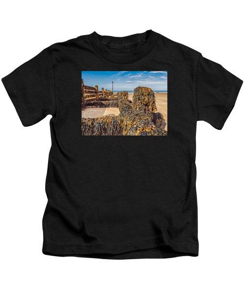 Seaweed Covered Kids T-Shirt