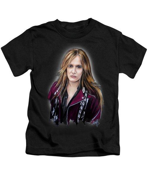 Sebastian Bach Kids T-Shirt