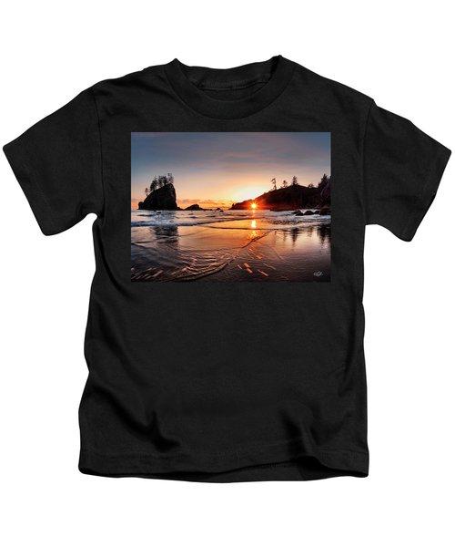 Second Beach 3 Kids T-Shirt