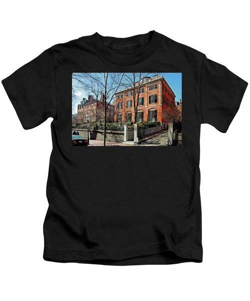 Second Harrison Gray Otis House  Kids T-Shirt