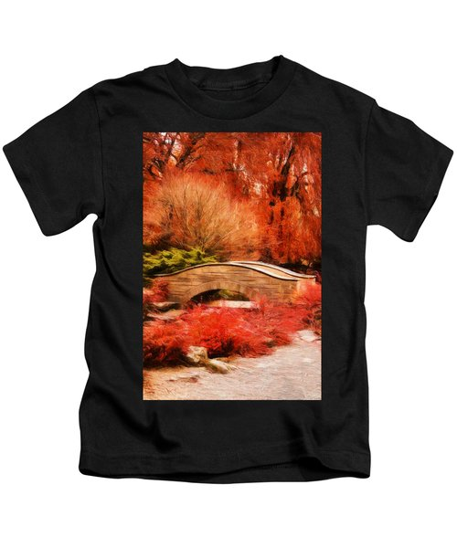 Secret Footbridge Kids T-Shirt