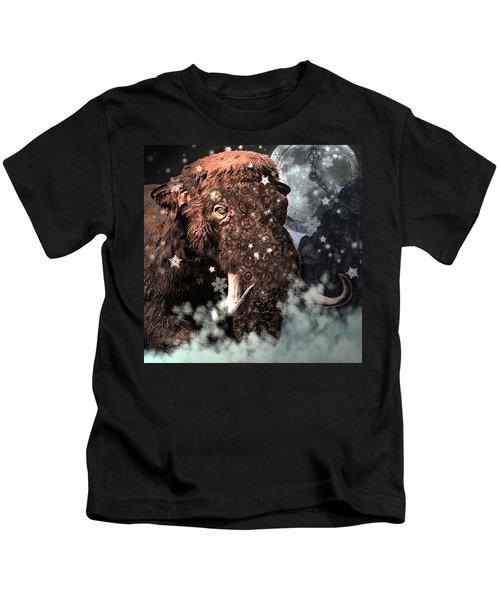 Secrets Of Time Kids T-Shirt
