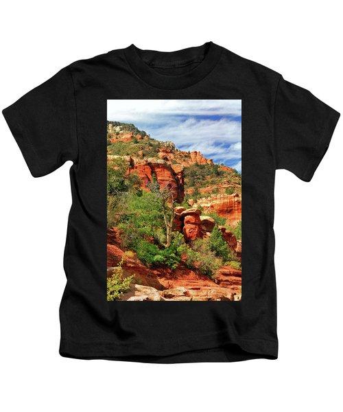 Sedona I Kids T-Shirt