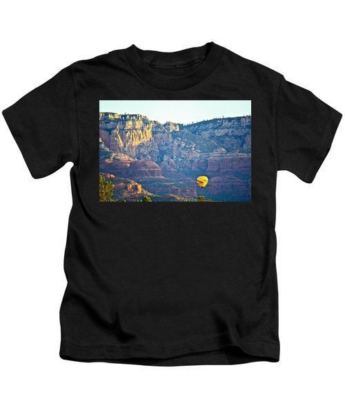 Sedona Morning  Kids T-Shirt