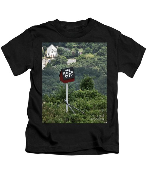 See Rock City Kids T-Shirt