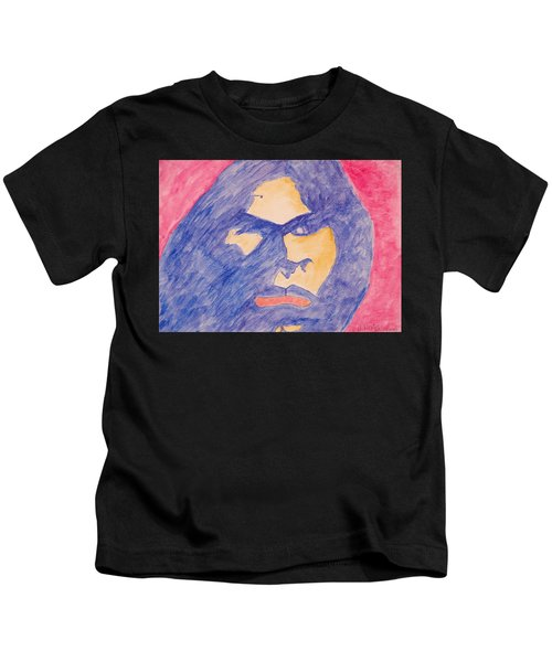Self Portrait Kids T-Shirt