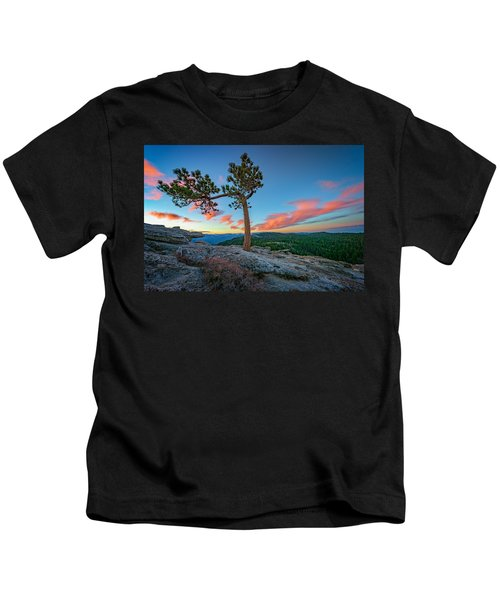 Sentinel Dawn Kids T-Shirt