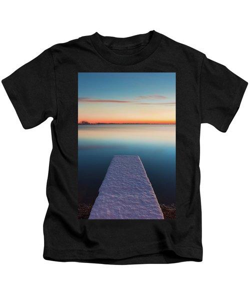 Serene Morning Kids T-Shirt