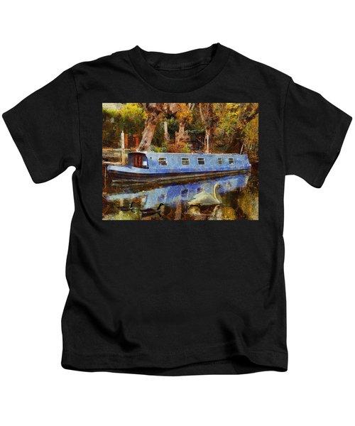 Serene Scene Kids T-Shirt